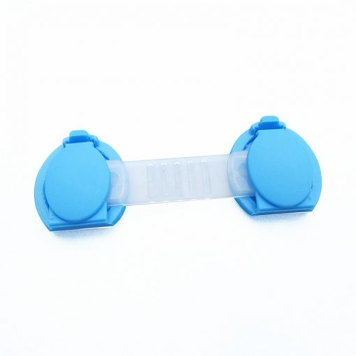 Serrure de Protection en Plastique pour Bébé, permet le Verrouillage Des Portes Pour Bébé et Enfants 4