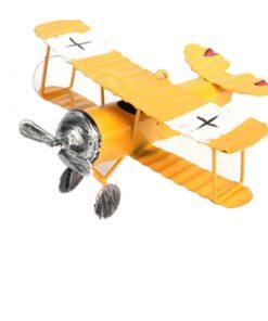 Avions Biplan Rétro Vintage Pour Décoration Intérieure Ou Cadeau 1