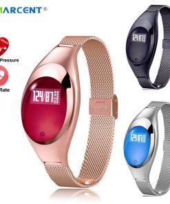 Smartwatch Élégante Pour Femme